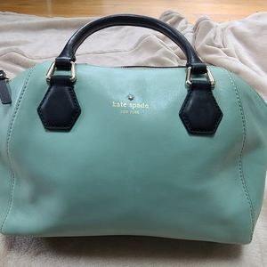 🔥AUTHENTIC Kate Spade Turquoise Leather Bag🔥